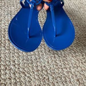 Tory Burch Shoes - Tory Burch mini Miller jelly sandal